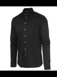 Blue Industry Jersey Overhemd Zwart (James - Black)N