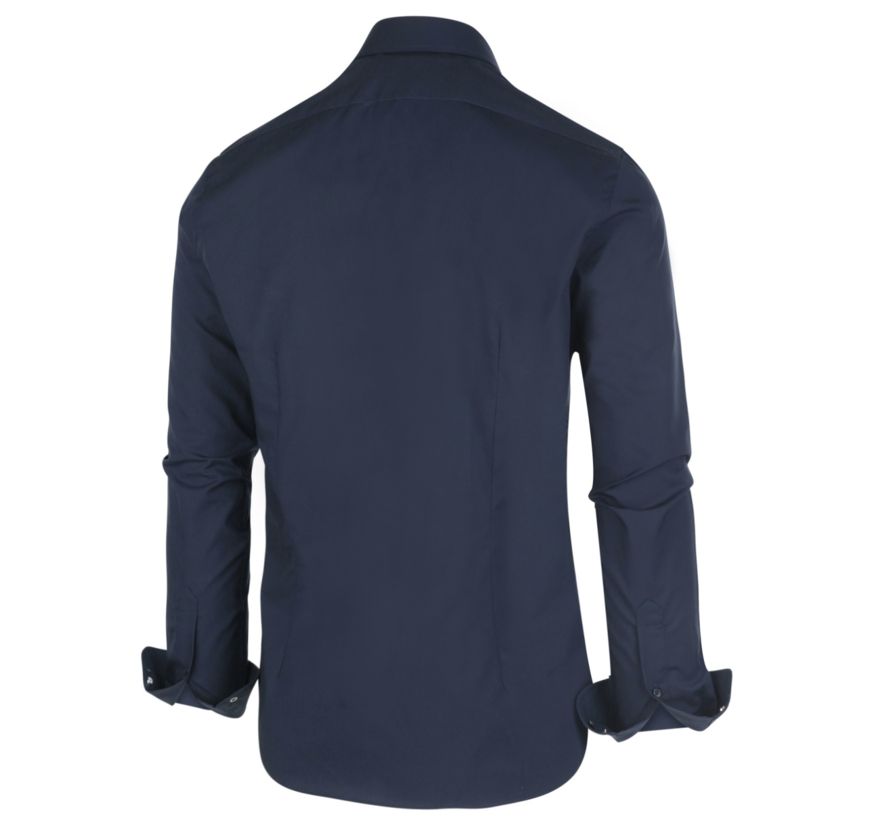 Overhemd Max 1001 Navy (1001)N