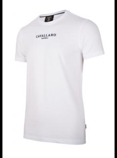 Cavallaro Napoli T-shirt Logo Regular Fit White (117211000 - 100000)