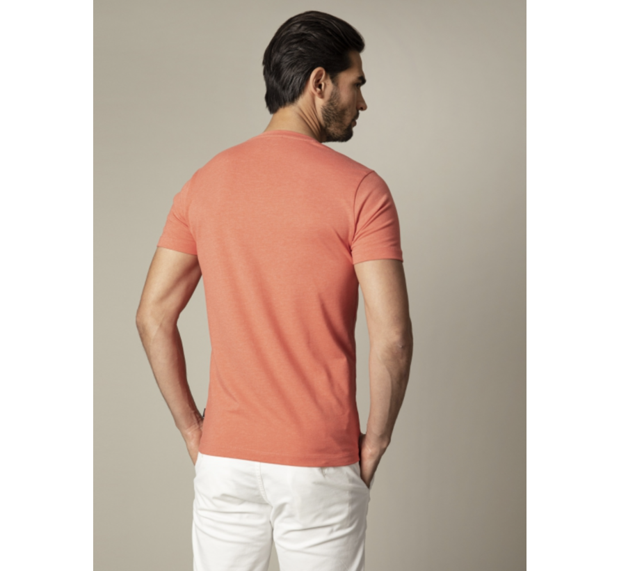 T-shirt Logo Regular Fit Coral (117211000 - 450000)