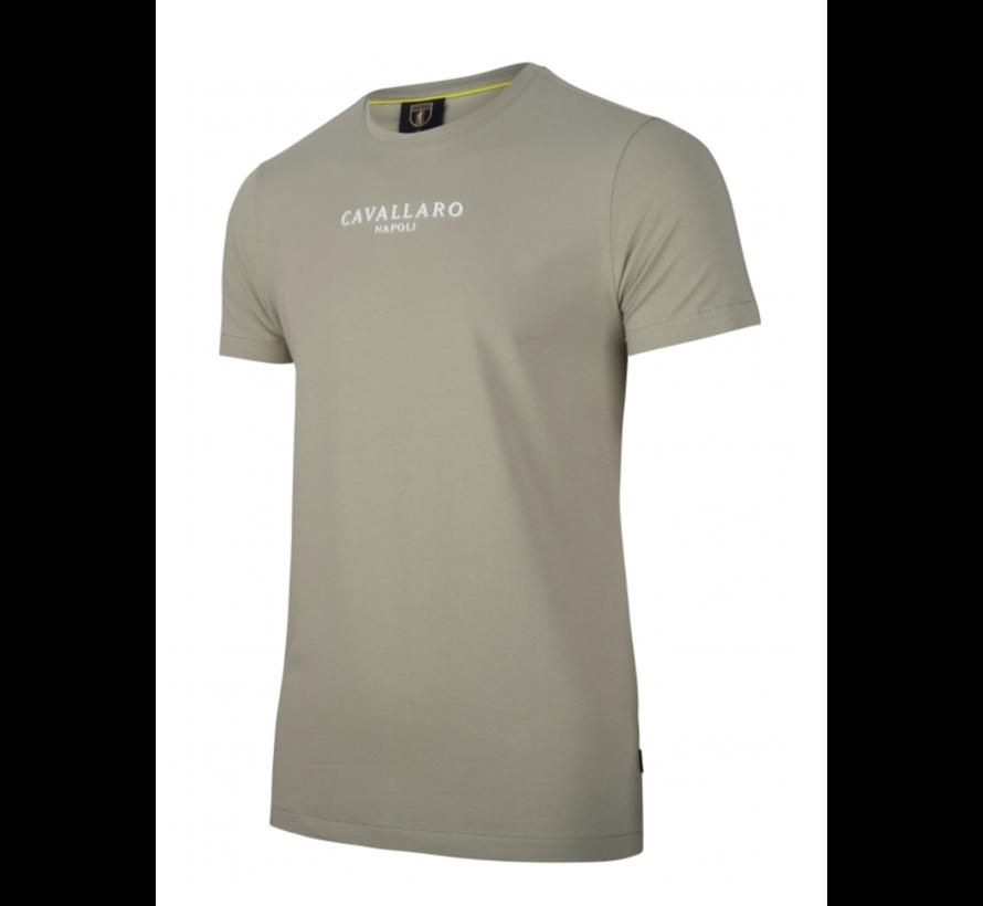 T-shirt Logo Regular Fit Mid Green (117211000 - 550000)