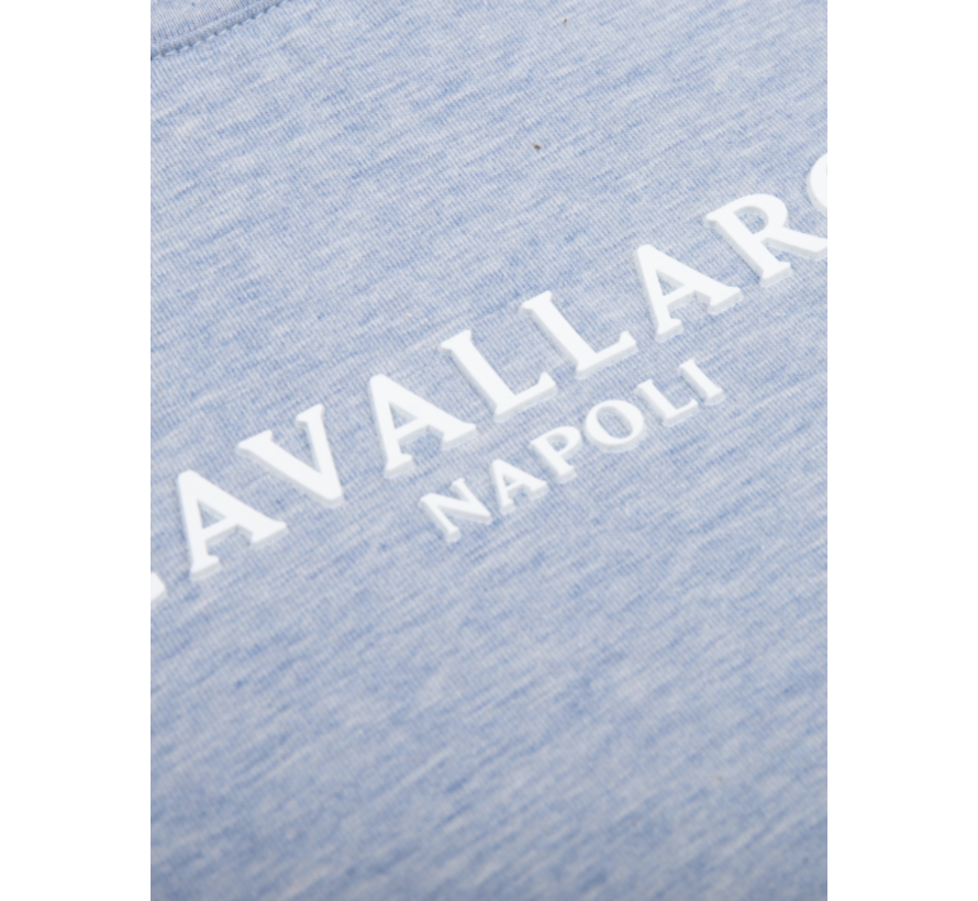 T-shirt Logo Regular Fit Light Blue (117211000 - 600000)