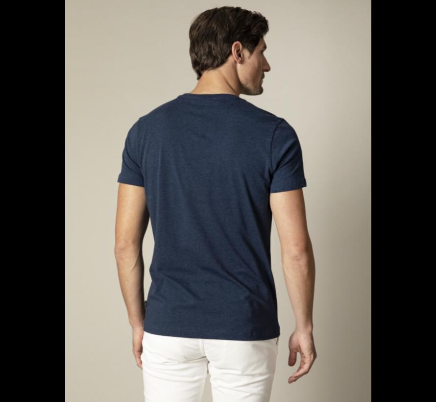 T-shirt Logo Regular Fit Dark Blue (117211000 - 699000)