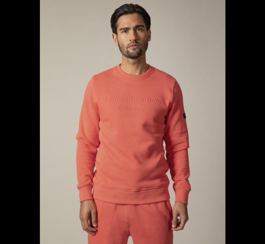 Sweater Maricio Coral Rood (120211003 - 455000)