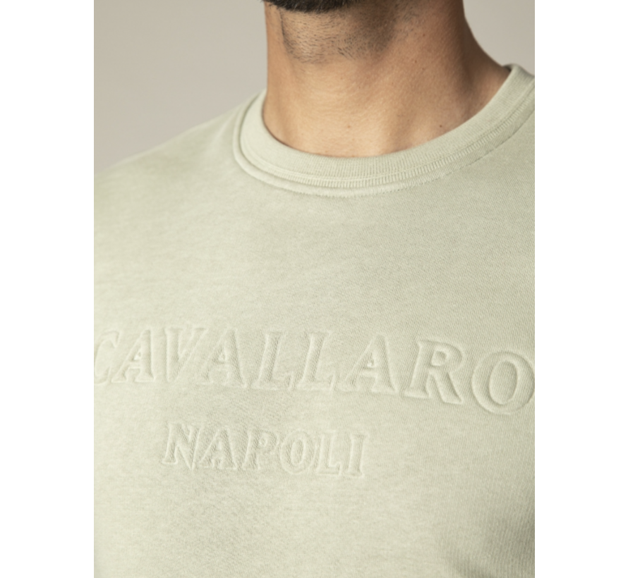 Sweater Maricio Mid Groen (120211003 - 550000)