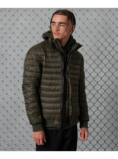Superdry Tussenjas Bomber Jacket Groen (M5010315A - 03O)