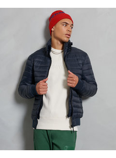 Superdry Tussenjas Bomber Jacket Navy (M5010315A - 98T)