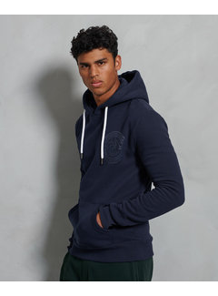 Superdry Hooded Sweater Everest Navy (M2010474A - ADQ)