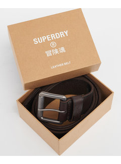 Superdry Riem Premium Boxed Leather Bruin (M9210029A - 04O)