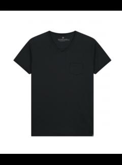 Dstrezzed T-shirt V-hals Stewart Dark Navy (202636 - 649)
