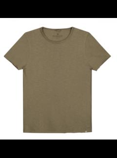 Dstrezzed T-shirt Ronde Hals Army Groen (202274 - NOS - 511)