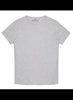 Dstrezzed T-shirt Ronde Hals Grijs Melange (202274 - NOS - 893)