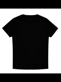 Dstrezzed T-shirt Ronde Hals Zwart (202274 - NOS - 999)
