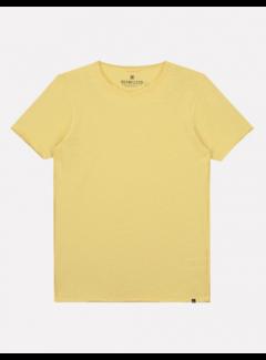 Dstrezzed T-shirt Ronde Hals Geel (202274 - SS21 - 330)