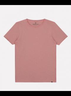 Dstrezzed T-shirt Ronde Hals Oud Roze (202274-SS21 - 436)