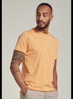 Dstrezzed T-shirt Ronde Hals Pumpkin Oranje (202274-SS21 - 442)