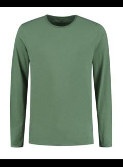 Dstrezzed T-shirt Lange Mouw Ivy Groen (202622 - 532)