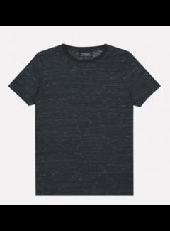 Dstrezzed T-shirt Ronde Hals Navy Blauw (202656 - 649)