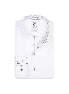 R2 Amsterdam Overhemd Wit (112.WSP.077 - 004)