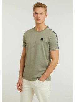 CHASIN' T-shirt Ronde Hals Barry Green (5211.213.135 - E52)
