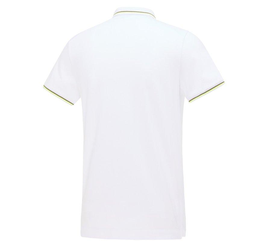 Polo Korte Mouw White (KBIS21 - M24)N