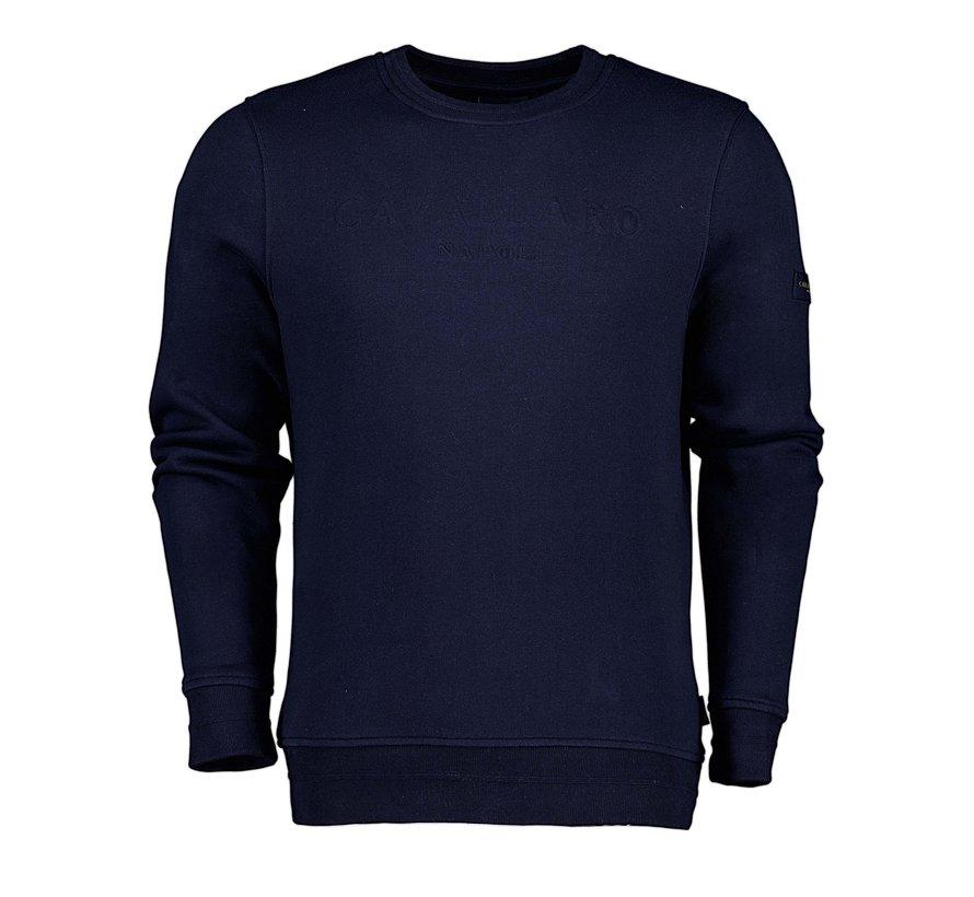 Sweater Maricio Navy Blauw (120211003 - 699000)