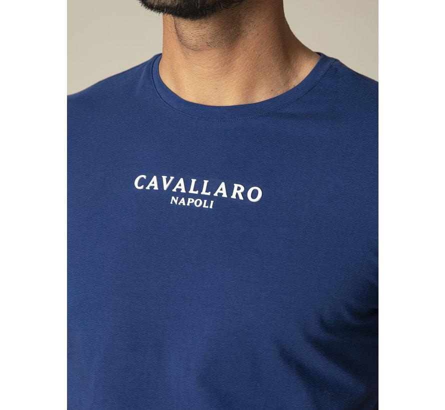 T-shirt Logo Regular Fit Marine Blue (117211000 - 660000)