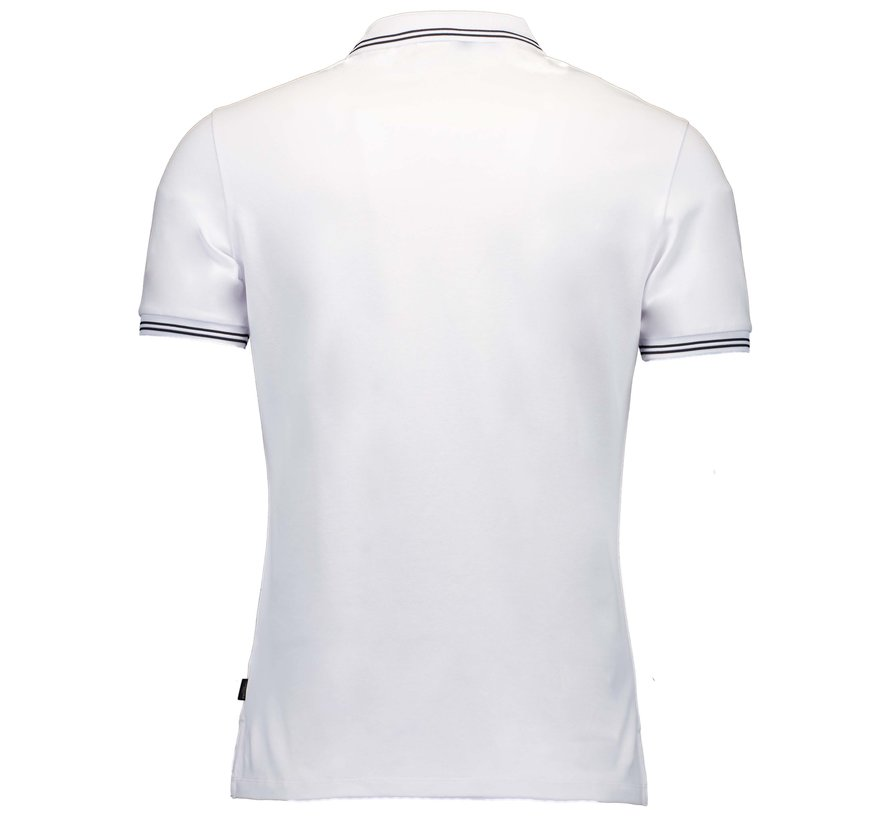 Polo Garmino White (116211000 - 100000)