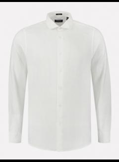 Dstrezzed Overhemd Linnen Wit (303426 - 100)