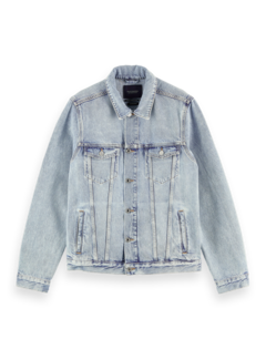 Scotch & Soda Spijkerjack Organic Cotton Another Chance (159564 - 4051)
