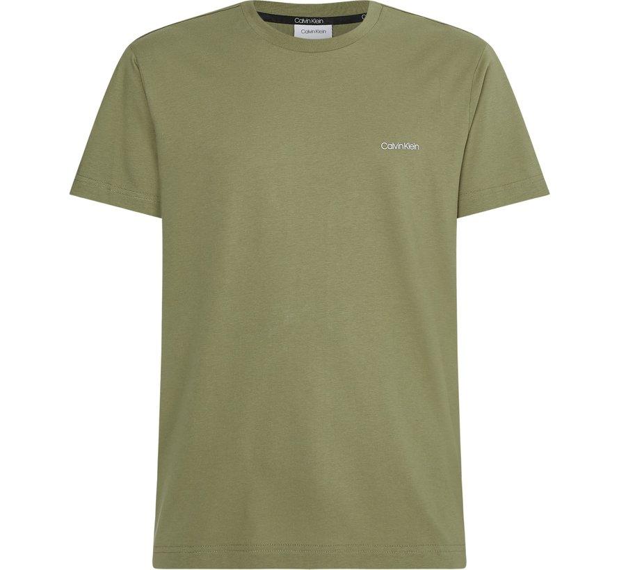 T-shirt Ronde Hals Delta Groen (K10K103307 - MSS)