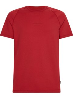 Calvin Klein T-shirt Ronde Hals True Rose (K10K106498 - XK6)