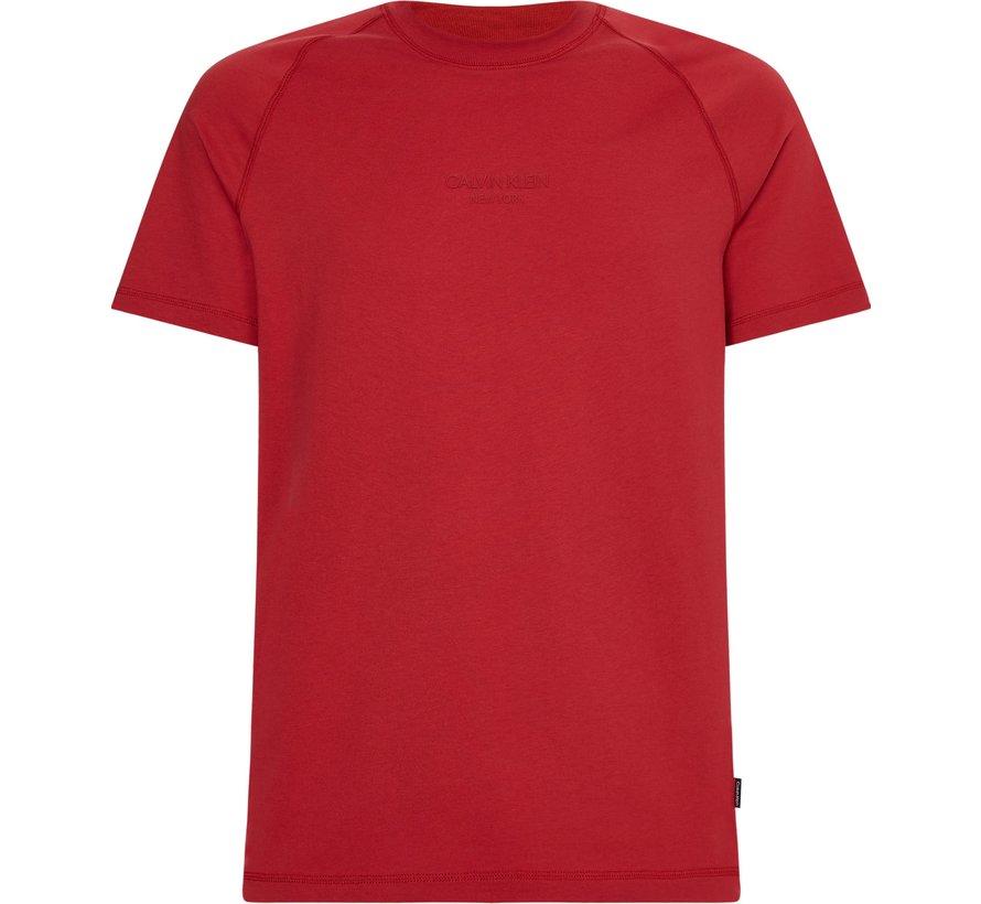 T-shirt Ronde Hals True Rose (K10K106498 - XK6)