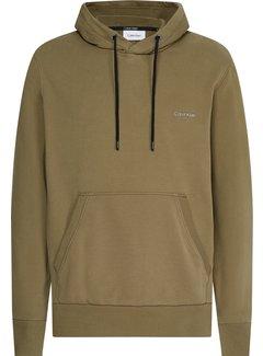 Calvin Klein Sweater Delta Groen (K10K107165 - MSS)