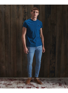 Superdry Jeans Skinny Fit Blauw (M7010114A - 4KG)