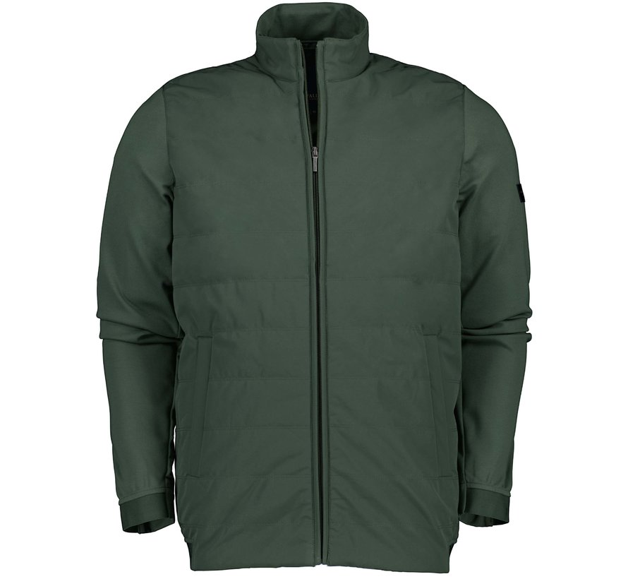 Vest Sweat Mattarello Donker Groen (120211000-599000)