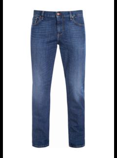 Alberto Jeans Slipe Tapered Fit Blauw (6837 1370 - 890)N