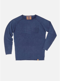 Colours & Sons Sweater Noah Midnight Blauw (9121-100 - 699)