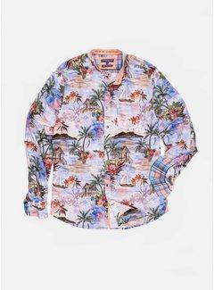 Colours & Sons Overhemd Harold Aloha (9121-250 - 253)