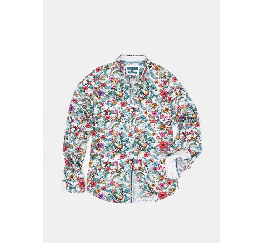 Overhemd Leon Tropical (9121-300 - 303)