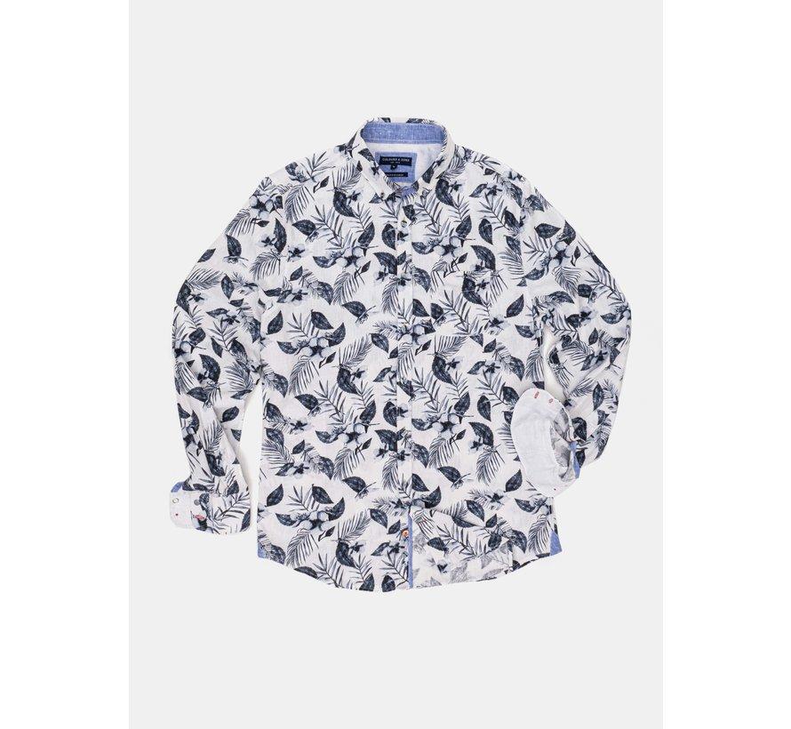 Overhemd Louis Flower (9121-310 - 314)