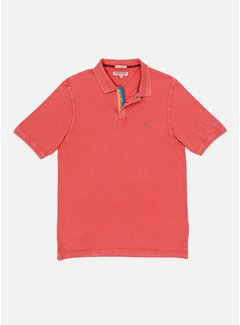 Colours & Sons Polo Korte Mouw Johan Lobster (9121-460 - 299)