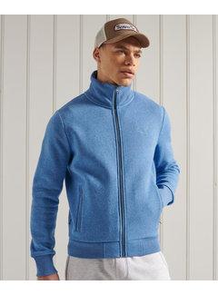 Superdry Vest Fleece Blue Grit Blauw (M2011042A - 5ED)