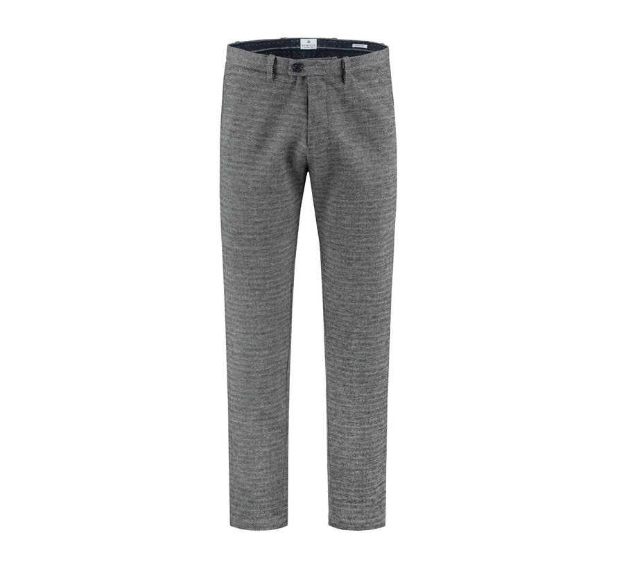 Jogger Pants Herringbone Sweat Gre Mel. (501294 - 898)