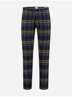 Dstrezzed Chino Pant English Check Navy (501303 - 669)
