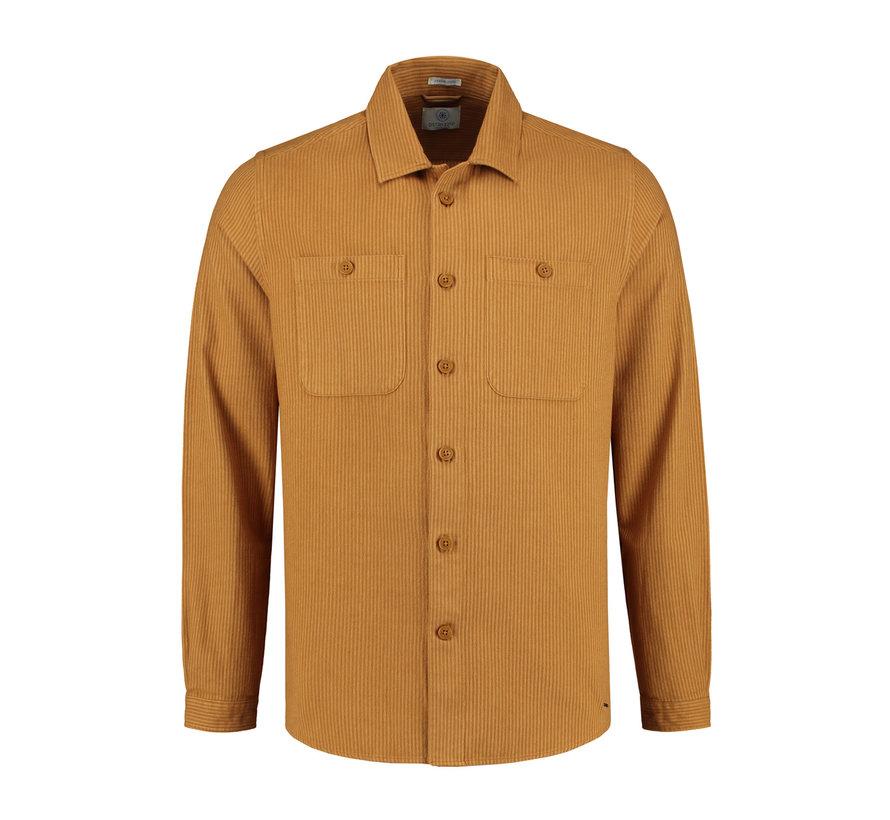 Overshirt Fancy Flannel Bronze (303252 - 305)