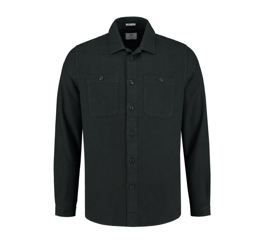 Overshirt Fancy Flannel Groen (303252 - 524)