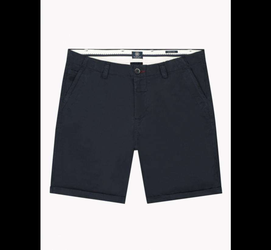 Chino Short Navy Blauw (515282 - 649)