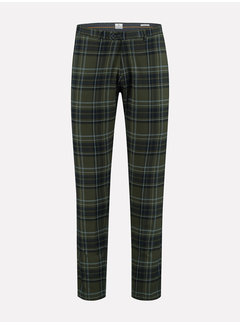 Dstrezzed Chino Pant English Check Groen (501303 - 511)