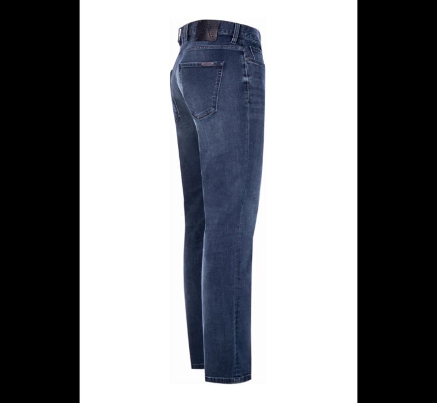 Jeans FX Slim Fit T400 Blauw (4237 - 1572 - 898)